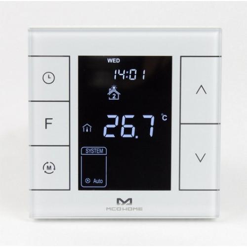 Chytrý termostat pro elektrické vytápění MCOHome Z-Wave Plus MCO-MH7H-EH