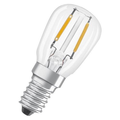 LED žárovka E14 Osram PARATHOM T26 FIL 2,2W (10W) teplá bílá (2700K) pro lednice