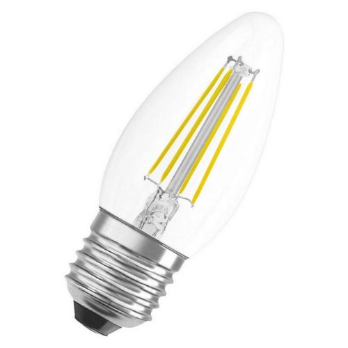 LED žárovka E27 Osram Filament CL B FIL 4W (40W) teplá bílá (2700K)