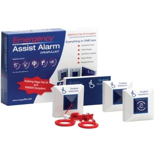 Asistenční systém pro invalidy EATON CFEAPULLKIT
