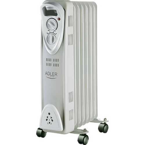 Olejový radiátor Adler AD 7807 1500W